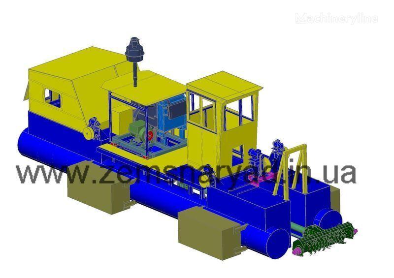 nieuw NSS Zemsnaryad NSS 240/30-F baggermachine