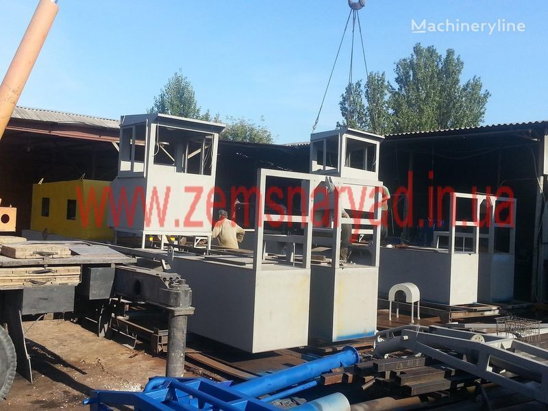 nieuw NSS Zemsnaryad NSS 250/40-GR baggermachine