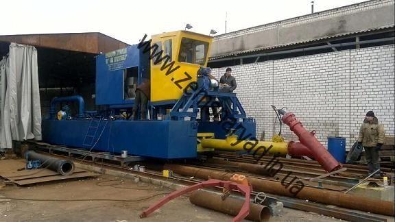 nieuw NSS Zemsnaryad NSS 400/20-F baggermachine