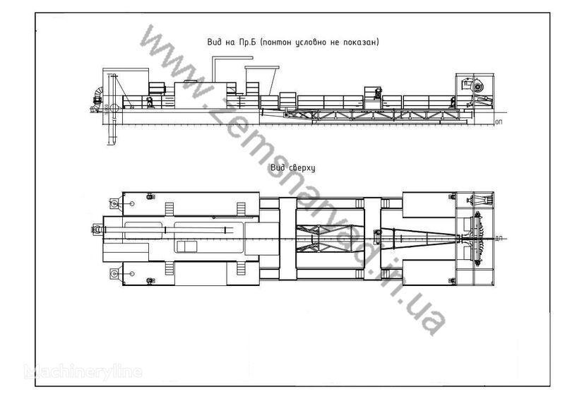 NSS Zemsnaryad NSS 6000/60 K GR baggermachine