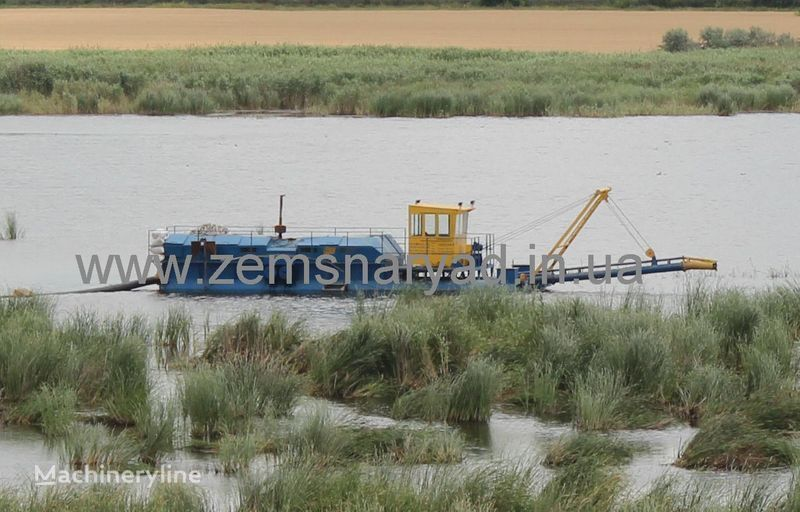 nieuw NSS Zemsnaryad NSS 800/40-GR baggermachine