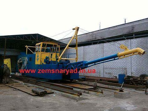 NSS 400/20-GR baggermachine