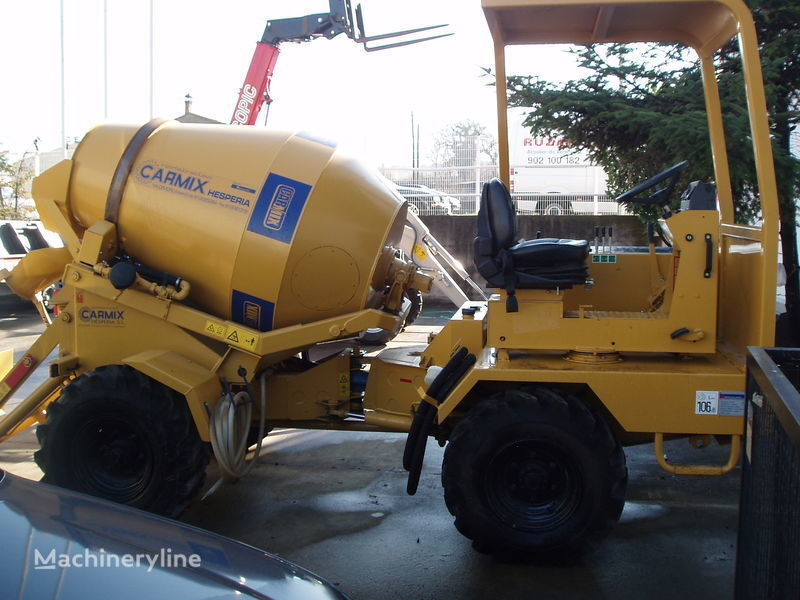 CARMIX ONE betonmixer
