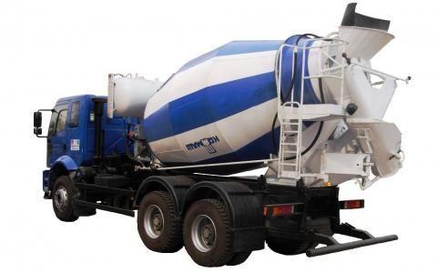 FORD CARGO 3430 D betonmixer