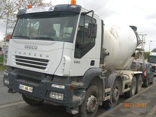 IVECO betonmixer