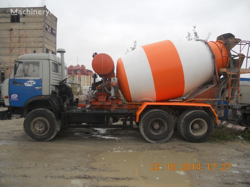 KAMAZ 53229A betonmixer