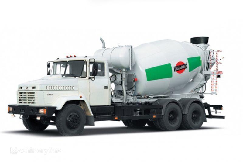 KRAZ 6233P4-TIP1  betonmixer