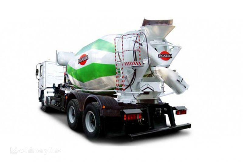 KRAZ P23.2  betonmixer