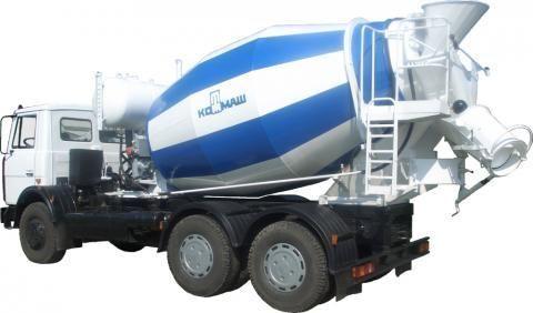 MAZ 6303  betonmixer