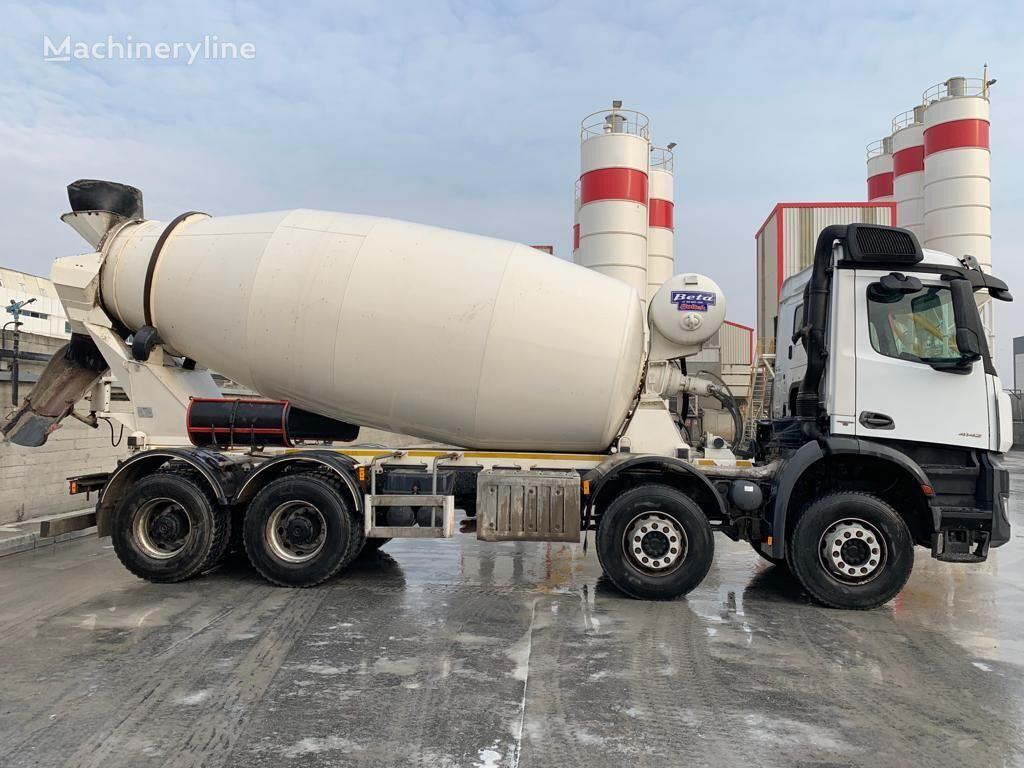 MERCEDES-BENZ 2017 Model Arocs 4142, Euro 6, 12 m3 Capacity betonmixer