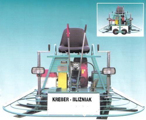 nieuw KREBER K-436-2-T Blizniak betonvlinder
