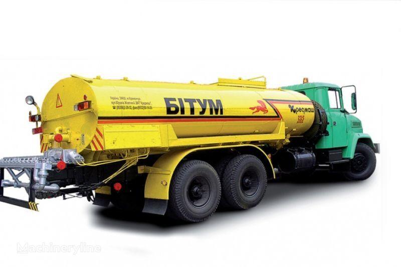 KRAZ 65053 KDM-333  bitumen sprayer