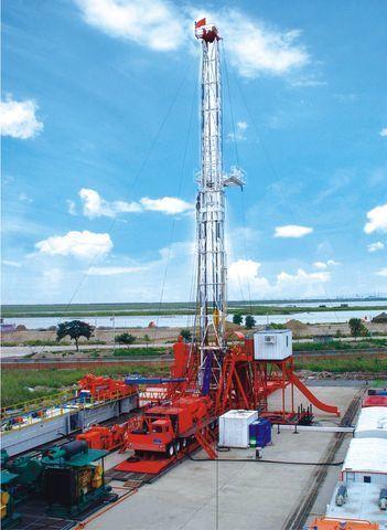 nieuw ZYT Petroleum ZJ40 boorinstallatie
