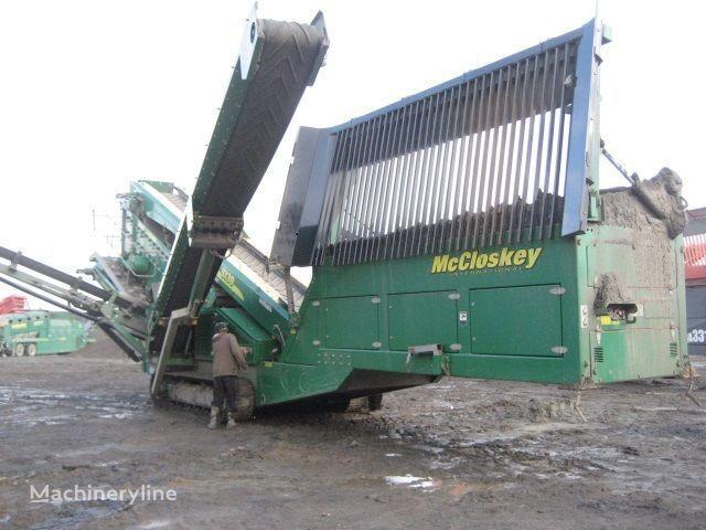 McCLOSKEY S130 - 3 deck breekinstallatie