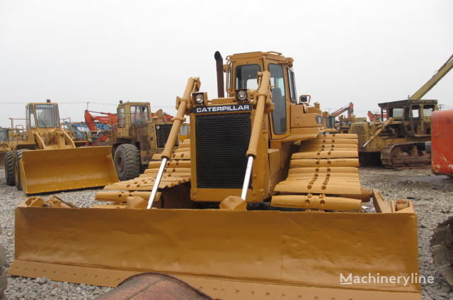 CATERPILLAR D6H-LGP bulldozer