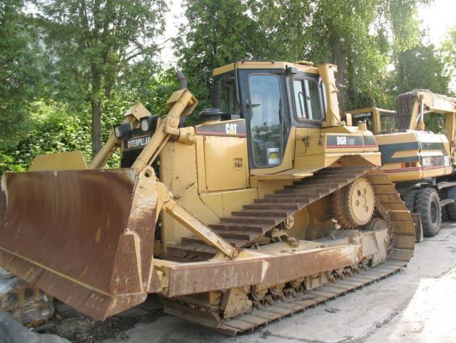 CATERPILLAR  D6R  LGP  ARENDA  bulldozer