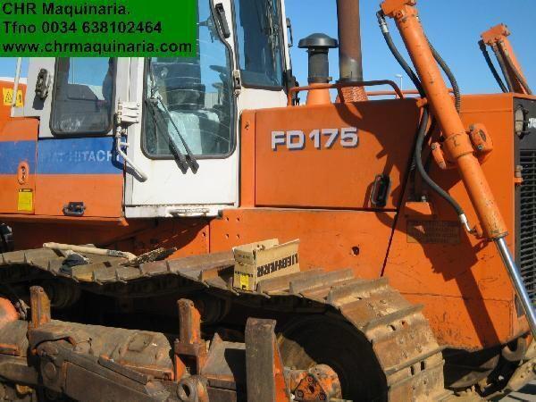 FIAT-HITACHI FD175 bulldozer