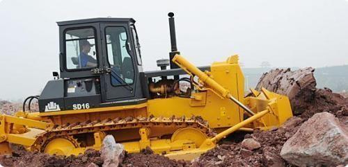 SD16  bulldozer