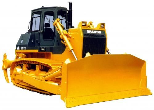 nieuw SHANTUI SD-23 (KREDIT NA VYGODNYH USLOVIYaH V GRIVNE) bulldozer