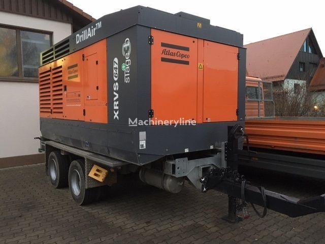 Atlas Copco XRVS 647 compressor