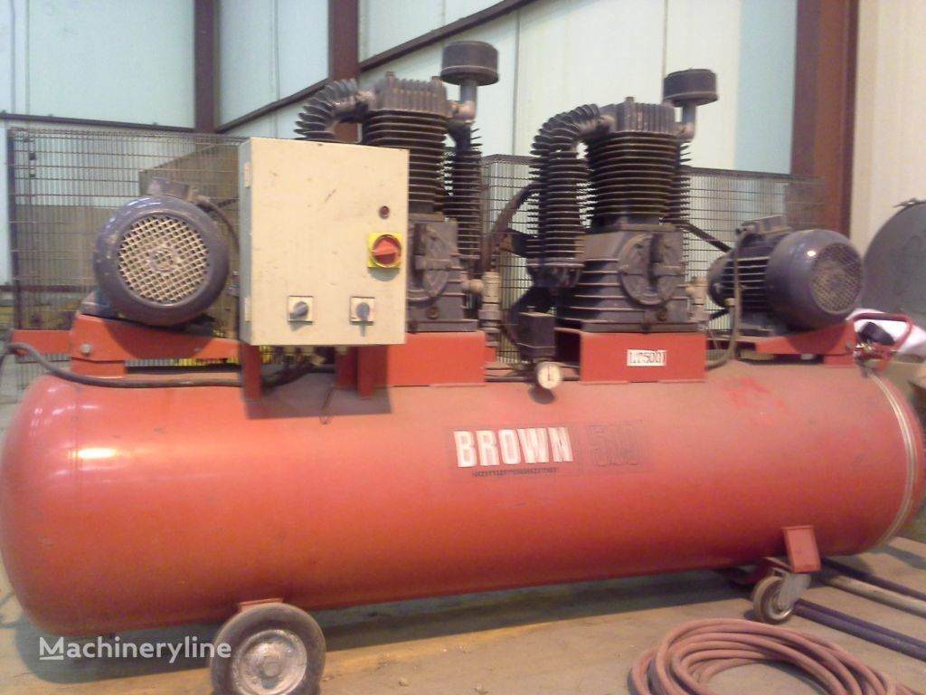 Diversen BROWN LT 500 compressor