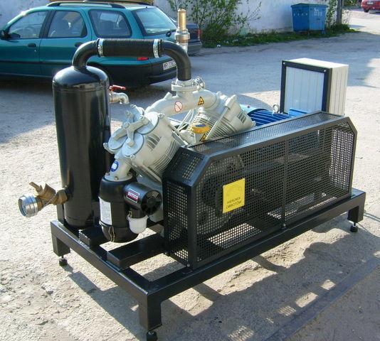 SB1 BETICO z silnikiem elektrycznym compressor