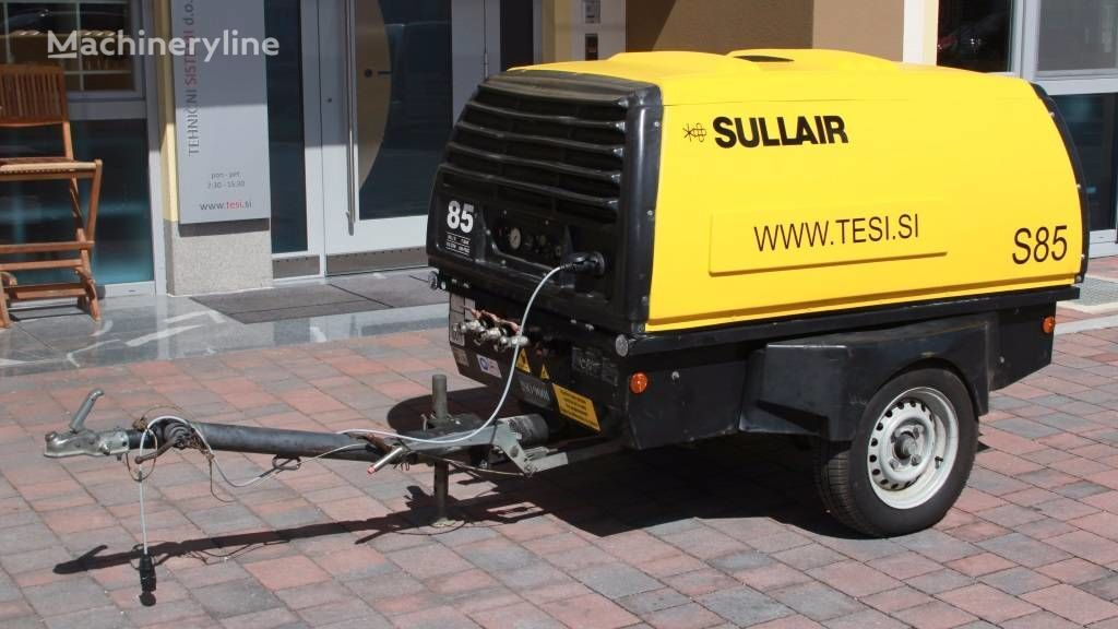 SULLAIR S85 compressor