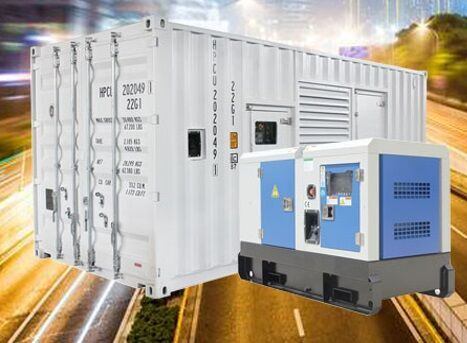 nieuw JAVAC 40 KVA Generator - Aggregaat - ECO Noodstroom dieselaggregaat