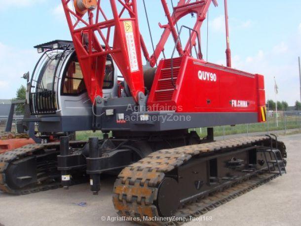 FUWA Quy 90 C  dragline