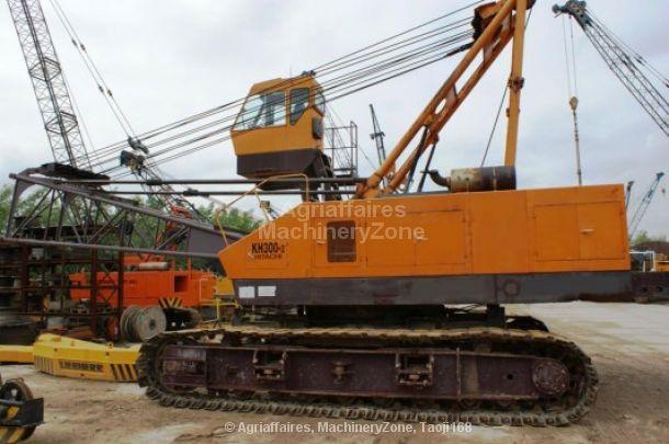 HITACHI KH-300-2 dragline