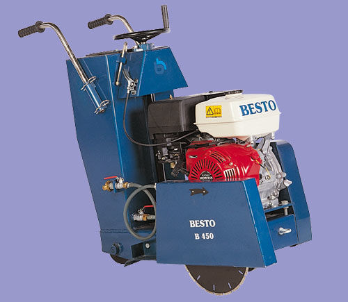 nieuw Besto B-450 freesmachine