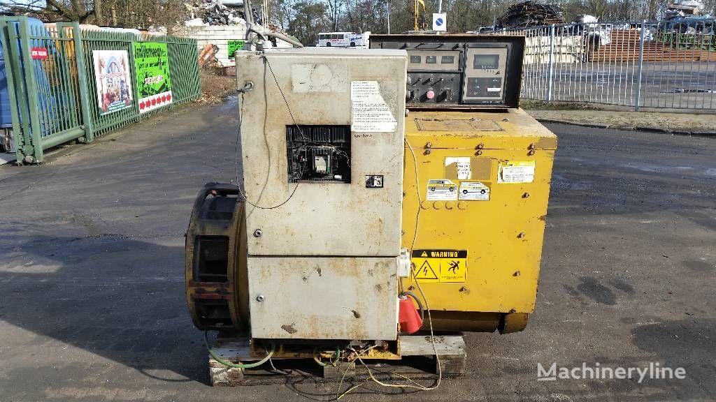 CATERPILLAR SR 4 generator