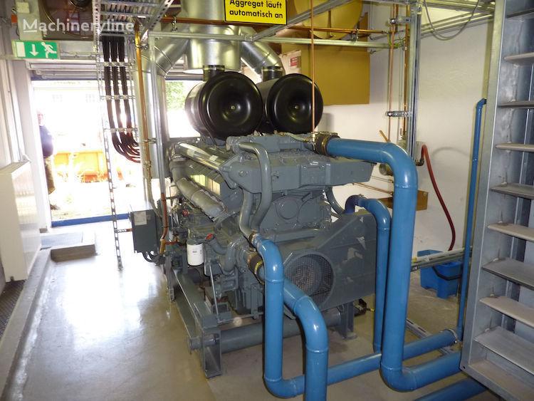 DEUTZ TBD616V12 generator