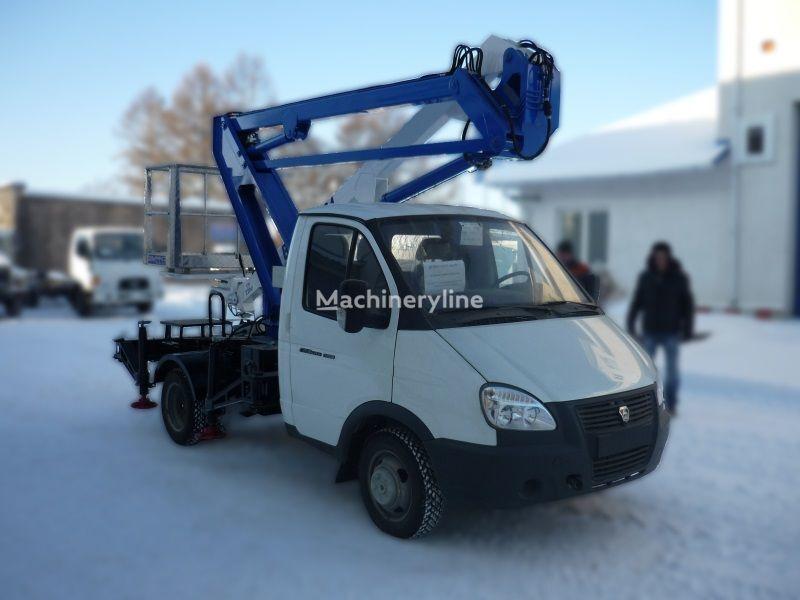 GAZ VIPO-12-01 na bazovom shassi  GAZ-3302 Gazel hoogwerker