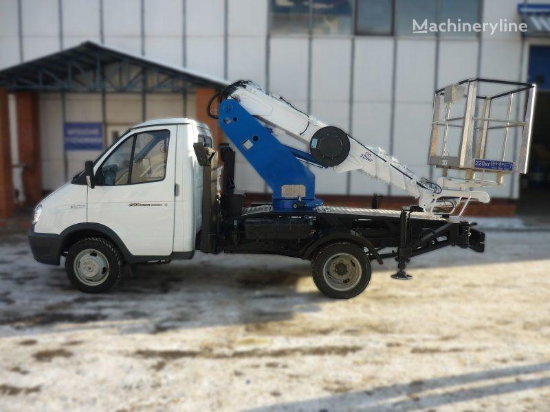 GAZ VIPO-12t na baze GAZEL hoogwerker