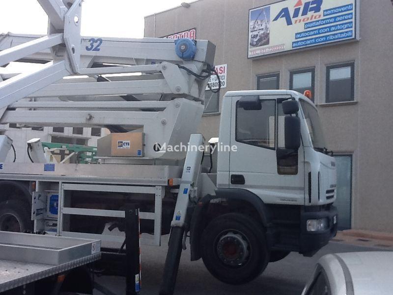 IVECO eurocargo CTE Zed 32  32mt hoogwerker