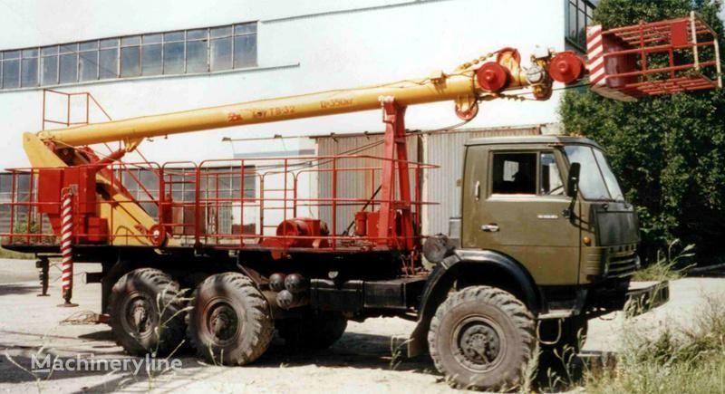 KAMAZ TV-32 hoogwerker
