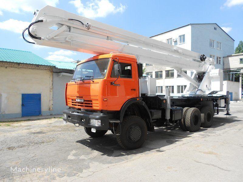 KAMAZ VS-32  hoogwerker