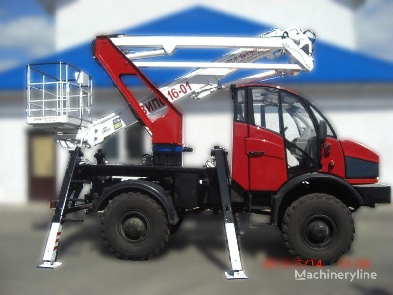 Lifting Machines AGP VIPO-16-01-02 Silant hoogwerker