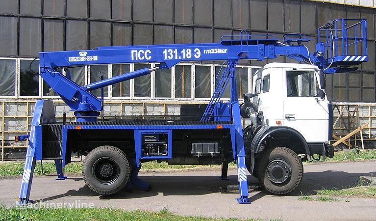 MAZ 5337A2 hoogwerker