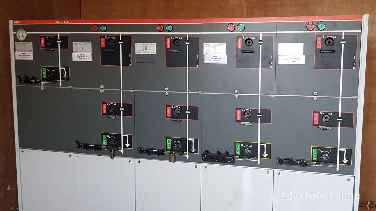 ABB Panel 12kV Safeplus industriële equipment