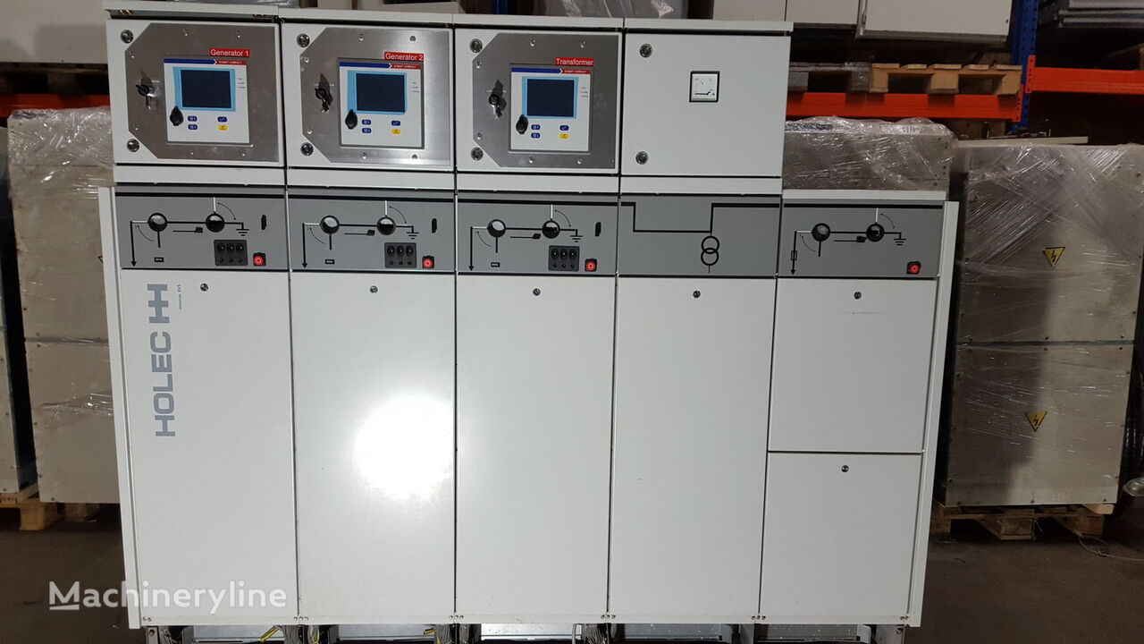Holec SVS Panel 17,5kV industriële equipment