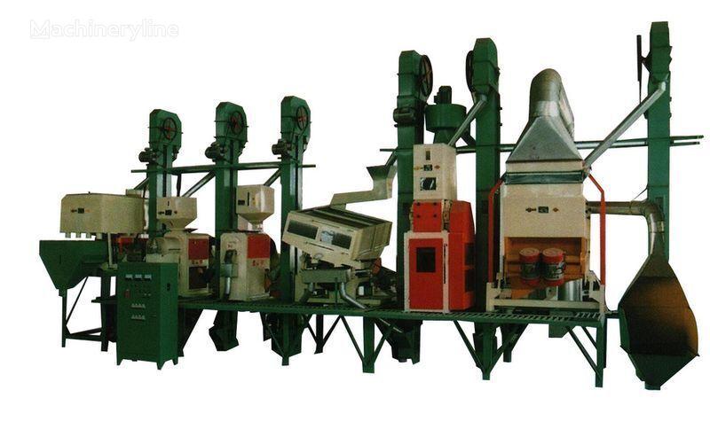 nieuw Risovyy zavod Kitay 18 - 150 tonn v sutki industriële equipment