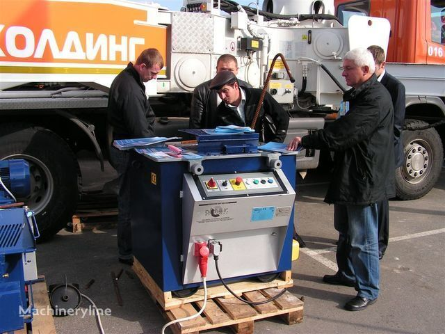 Stanok dlya izgiba i rubki armatury TR 38/45 industriële equipment