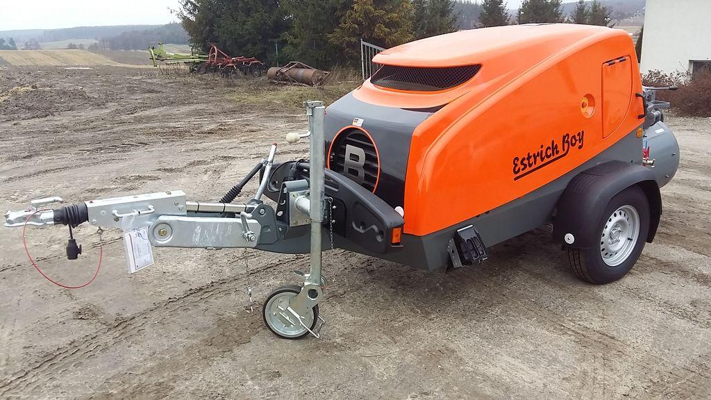 nieuw BRINKMANN EB 450  PROMOCJA  kleine betonpomp