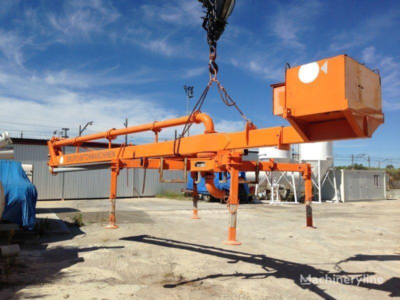 PUTZMEISTER BP12/C-55M kleine betonpomp