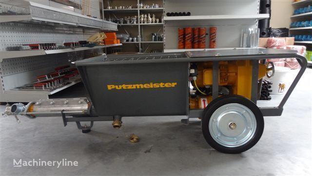 nieuw PUTZMEISTER S5 EV kleine betonpomp