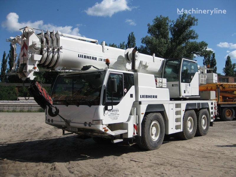 LIEBHERR LTM-1055 mobiele kraan
