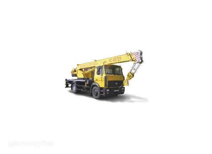 MAZ KS-45729-8, 9 mobiele kraan