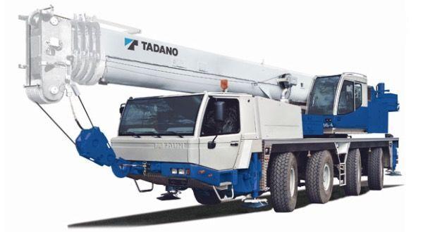 TADANO Faun ATF65G-4 mobiele kraan